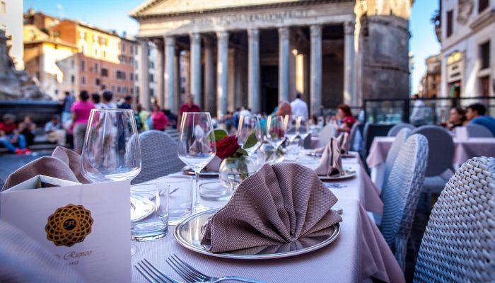 Compleanno Ristorante Di Rienzo Roma