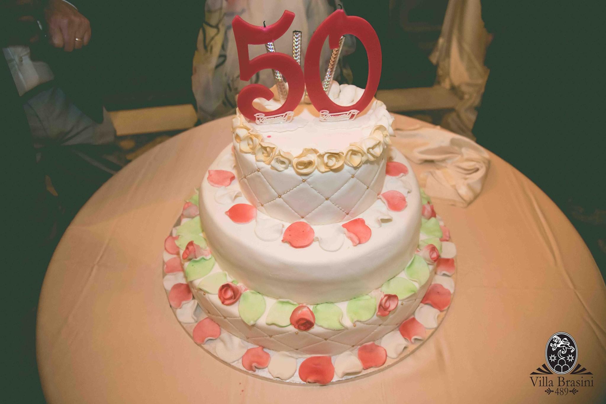 Feste compleanno Villa Brasini