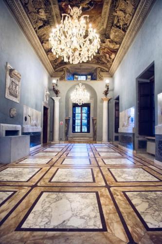 Villa Brasini Ponte Milvio Roma